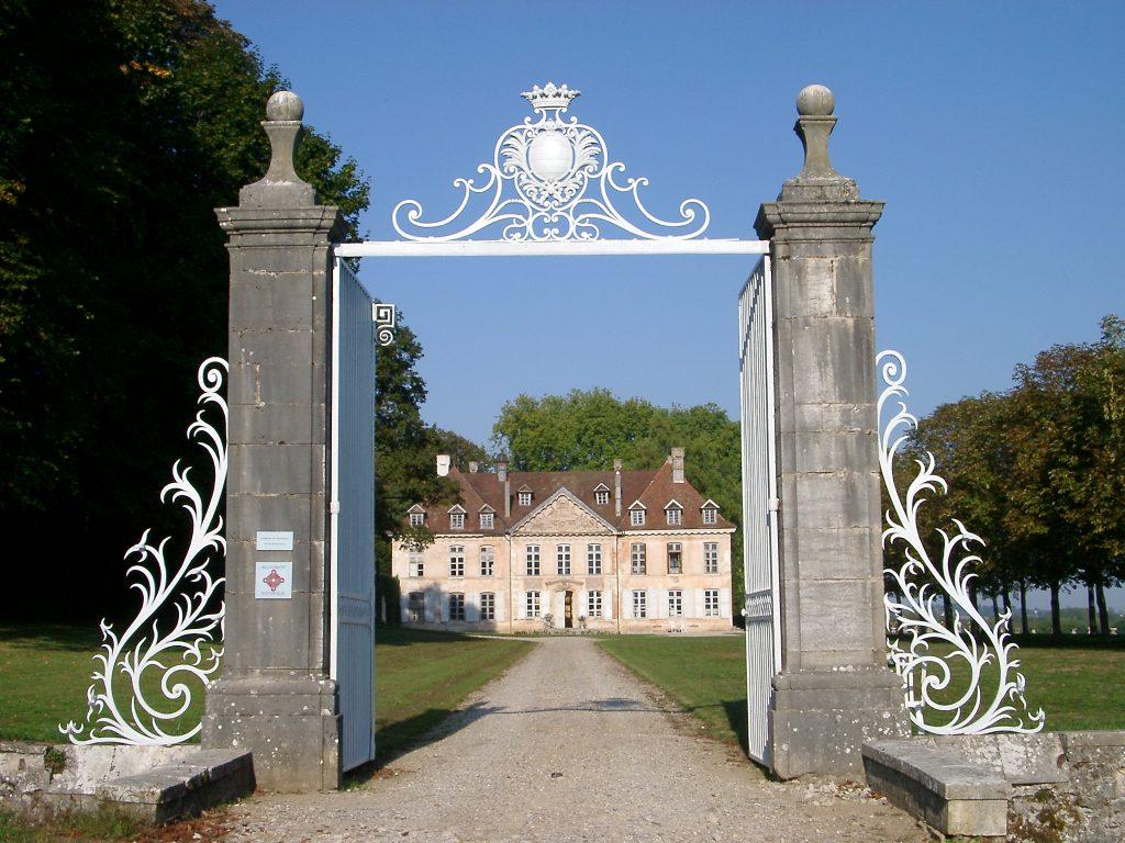 Comment venir au Château de Vaulserre