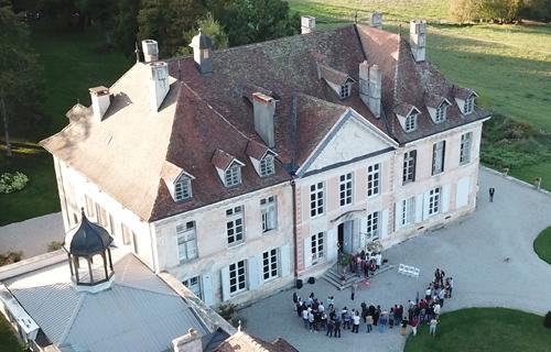 Visites guidées du Château de Vaulserre